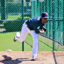 Teheran at Spring Training