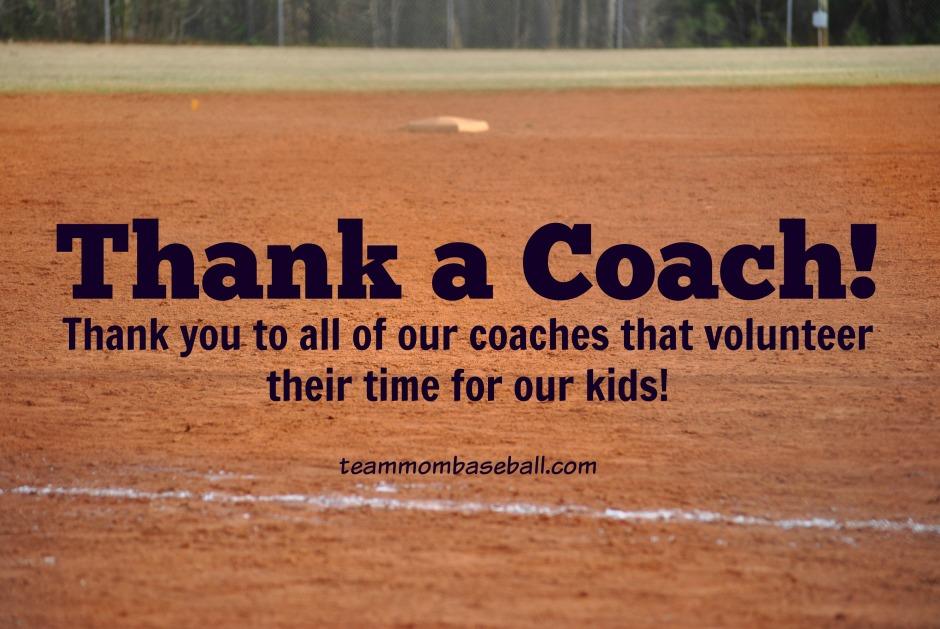 Thank a Coach