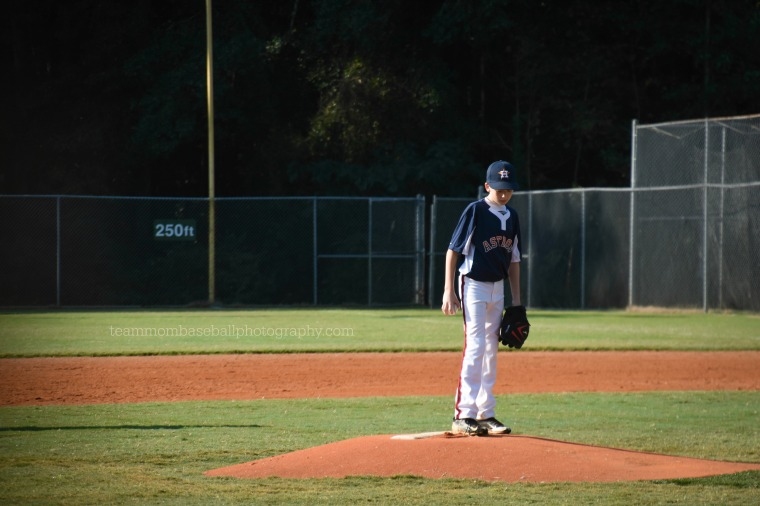 Braden Pitching WM